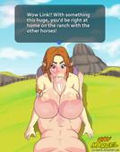 Jay Marvel Legend of Zelda POV Ongoing