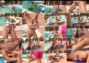 ALSScan Candy Sweet & Gina Gerson Accessible BTS