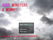 MONSTER GIRL GAME VERSION 0.1 BY CUTE MONSTERS AND MOMMY