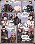 Mind conrtol comic Cheeba - Depravia
