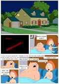 ZeroToons - The Third Leg - Hot Lois Griffin incest comic