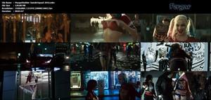 """Margot Robbie Exhibición De Culo En """"Suicide Squad"""" HD"""