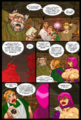 The Savage Sword of Sharona 5 The Lying Game by Sworder74 OnGoing