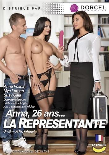 Anna 26 Ans... La Representante