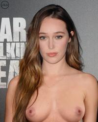 alycia debnam-carey porn