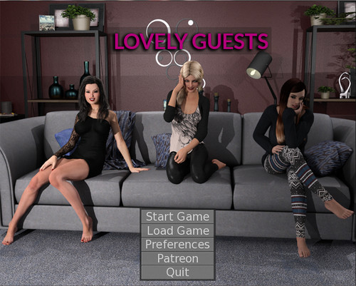 Lovely Guests - [Version 0.8][Update]