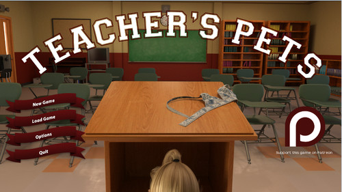 Teacher's Pets - Version [1.51 Update]