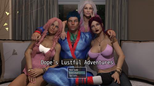 Dope's Lustful Adventures - [Version 0.07.1 Update]