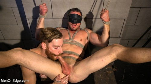MenOnEdge – Darin Silvers (Straight Beefcake Stud Gets Edged)
