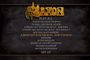 Saxon - Solid Book of Rock (2017) [3xDVD5]