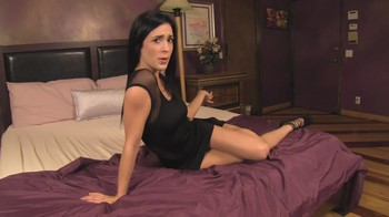Aiden Ashley - I shaved my legs for you, HD, 720p