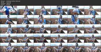 PetiteMarie - Outdoor Sailor Girl Creamy Cum, HD, 720p