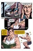 Muscle Fan – Aztec Muscle 3