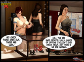 3DBDSMDUNGEON - THE SEX SHOP STORY: DON'T TOY WITH DILDOS