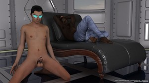 Starship Inanna is a visual novel game being developed by The Mad Doctors in the Ren'Py Visual Nove
