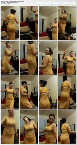 شرموطة فاجرة ترقص بلباس فاتن