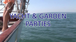 Enature 2013. Yacht and garden parties.