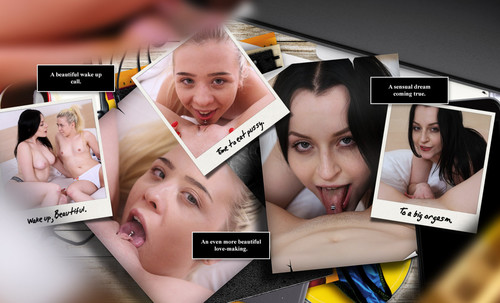 Quinn Lindemann's Secret Lesbian POV Tape [2018]