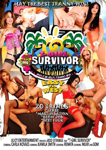 T-Girl Survivor East vs West