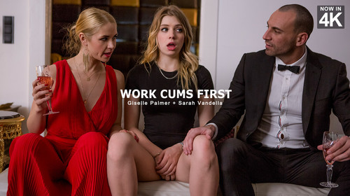 Babes - Giselle Palmer, Sarah Vandella (Work Cums First)