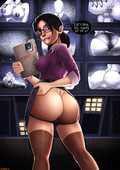 Porn art - Team Fortress game