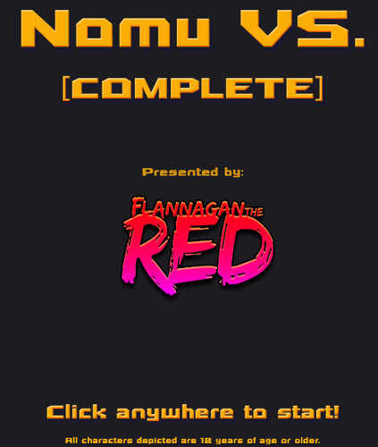 Free download porn game: Flannagan the Red - Nomu vs - Completed