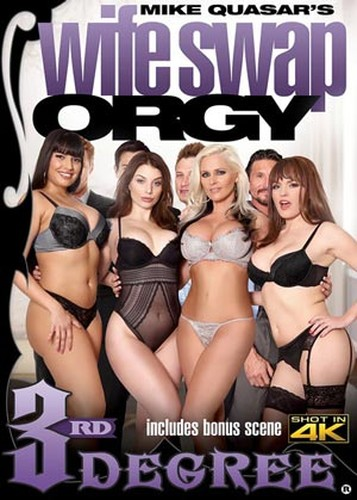 Wife Swap Orgy