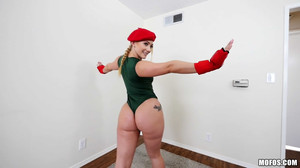AJ Applegate - Video Game Cosplay Fuck, HD