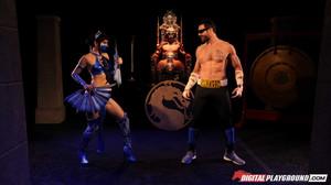 Aria Alexander - Mortal Kombat, HD