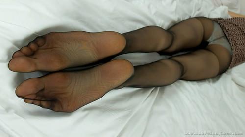 Hania's pantyhose