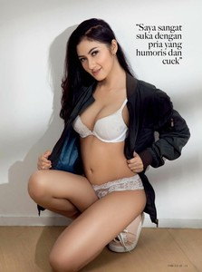 Tyara Anjani - FHM - Model Indonesia Foto Hot