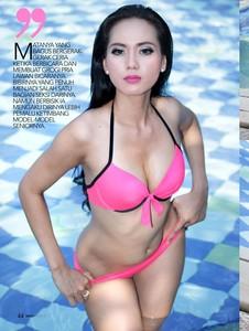 Susan Asvila - GRESS Indonesia Hot Model