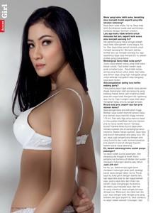 Tyara Anjani - FHM Indonesia Hot Model