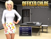Officer Chloe Operation Infiltration v0.91 by Key