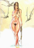 Cavewoman - Super Hot Gallery by Budd Root