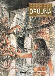 Druuna - Morbus Gravis - Delta (French) Adult Comics