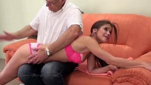 little caprice spanking