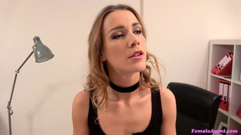 FemaleAgent Alexis Crystal E400