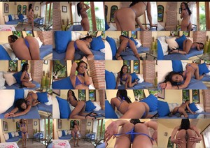 InTheCrack Kira Noir #1305 Theres No R In Blue