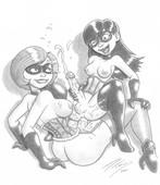 Incredibles - Artwork collection