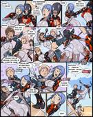 Wester comic by Alexichabanae - Adventures of Senya - ongoing