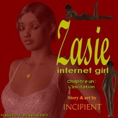 Incipient - Zasie Internet girl - part 1-4