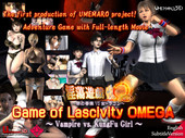 Umemaro 3D - Game of Lascivity OMEGA (The First Volume) - Vampire vs. KungFu Girl