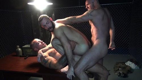 RawFuckClub – Gaytanamo 2 Scene 9: Interrogation Fuck Down Bareback
