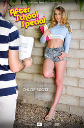 Chloe Scott - After Scool Special (Virtual Reality, VR Porn, UltraHD)