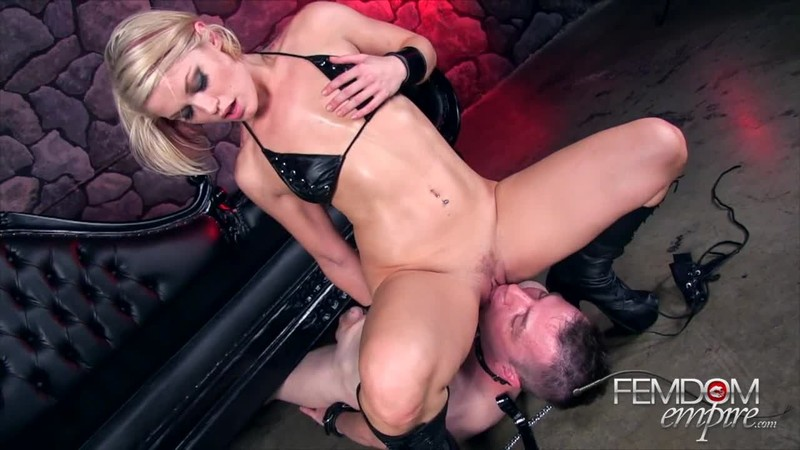 Femdom pussy worship porn galery pics