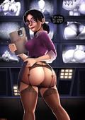 Porn art - Team Fortress game
