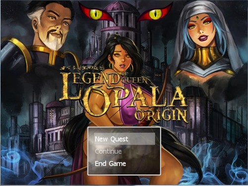 Free download porn game: Swegabe - Legend of Queen Opala: Origin - Version 2.09