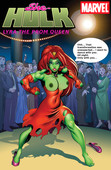 She-Hulk sexy art collection