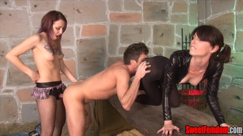 Seduced and broken in the stable 2